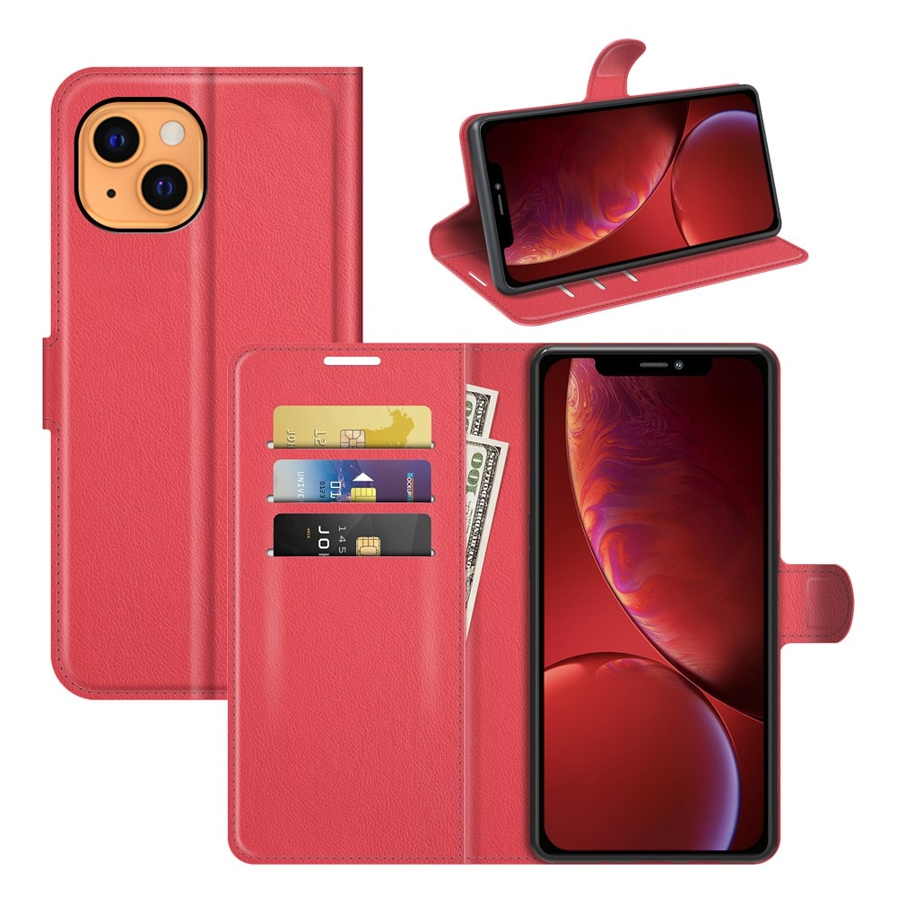 Suojakotelo iPhone 13 Mini punainen