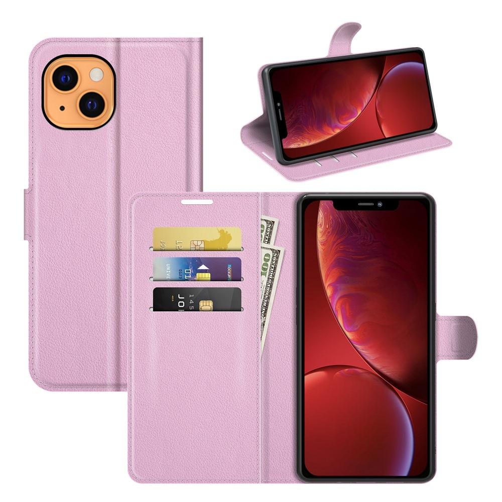 Suojakotelo iPhone 13 vaaleanpunainen