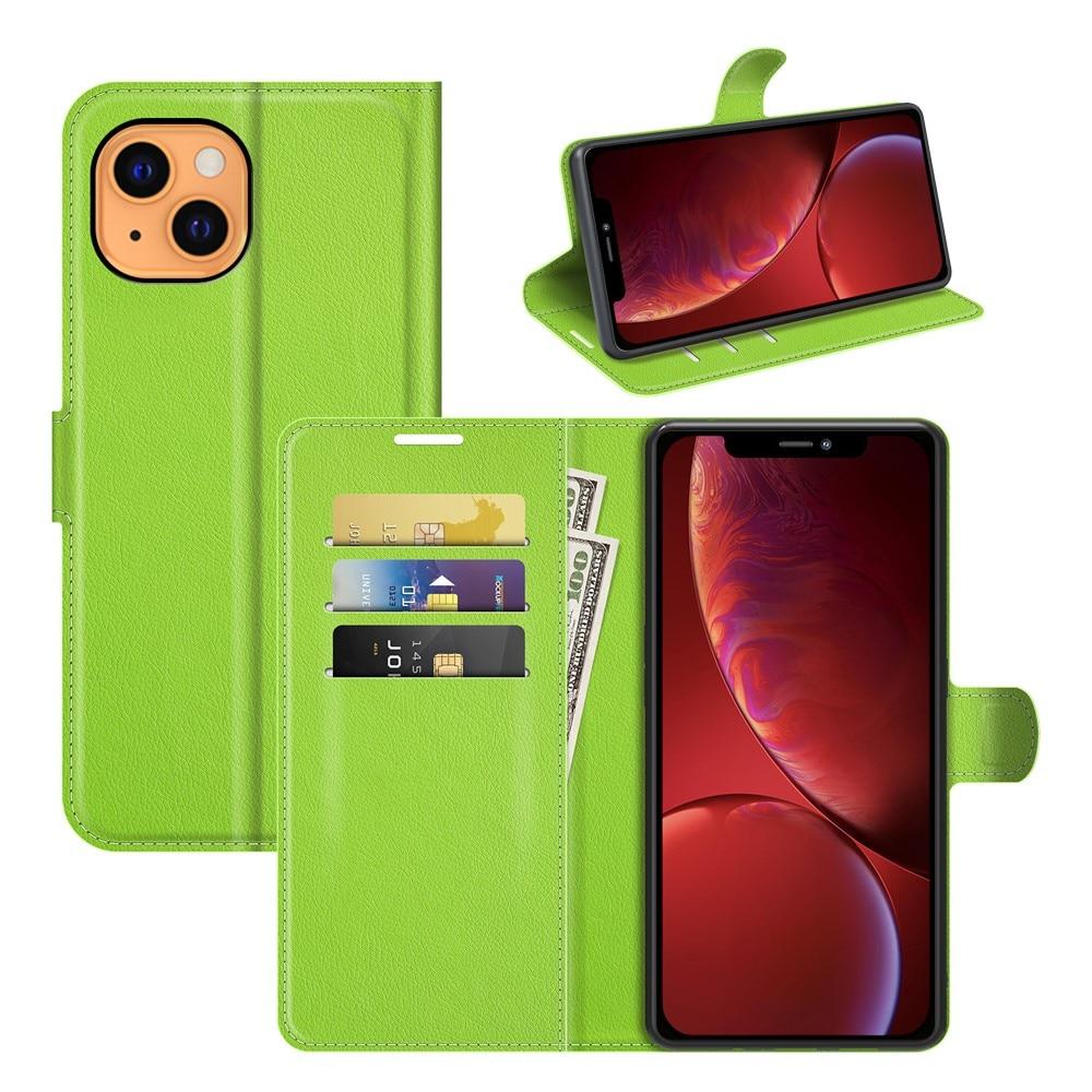 Suojakotelo iPhone 13 vihreä