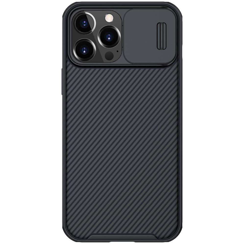 CamShield Kuori iPhone 13 Pro Max  musta