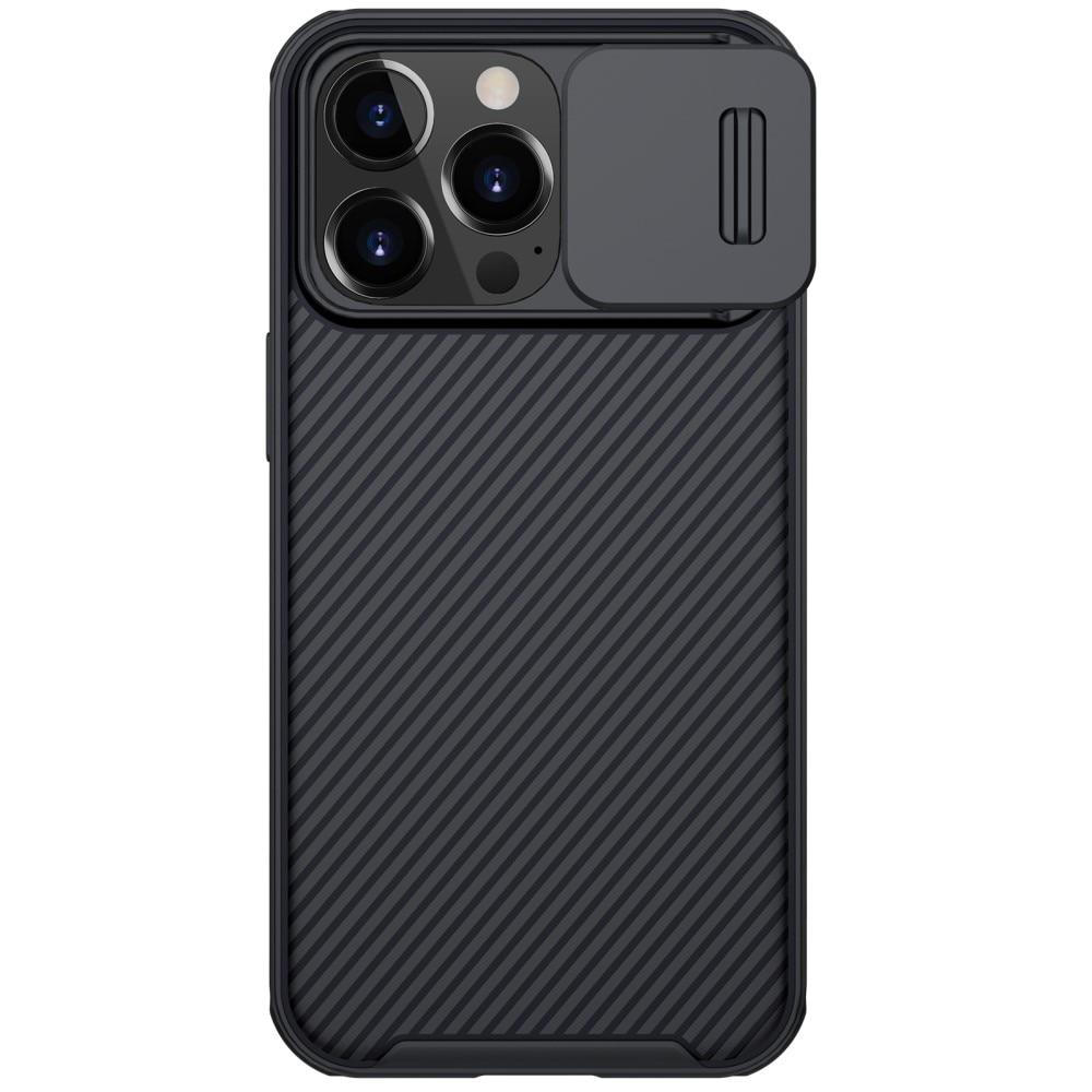 CamShield Kuori iPhone 13 Pro musta