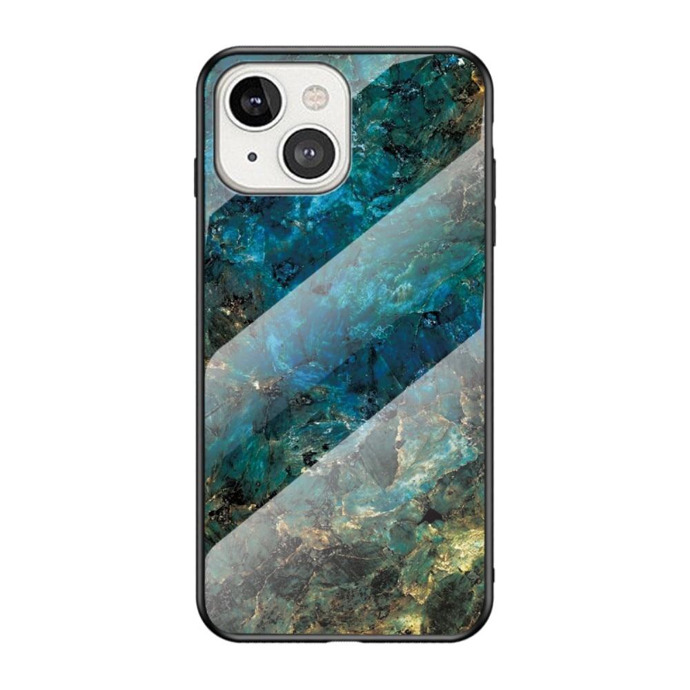 Panssarilasi Kuori Apple iPhone 13 Mini emerald