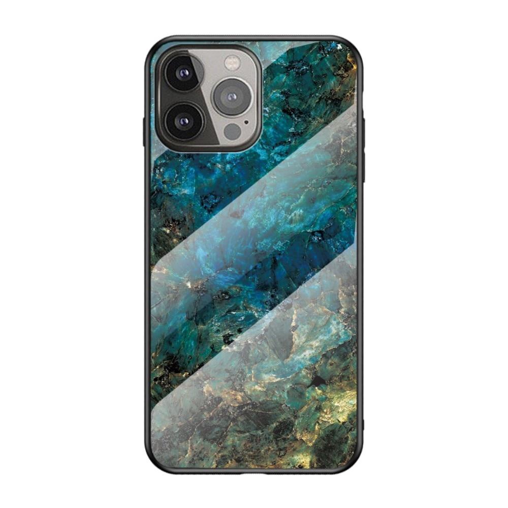 Panssarilasi Kuori Apple iPhone 13 Pro Max emerald