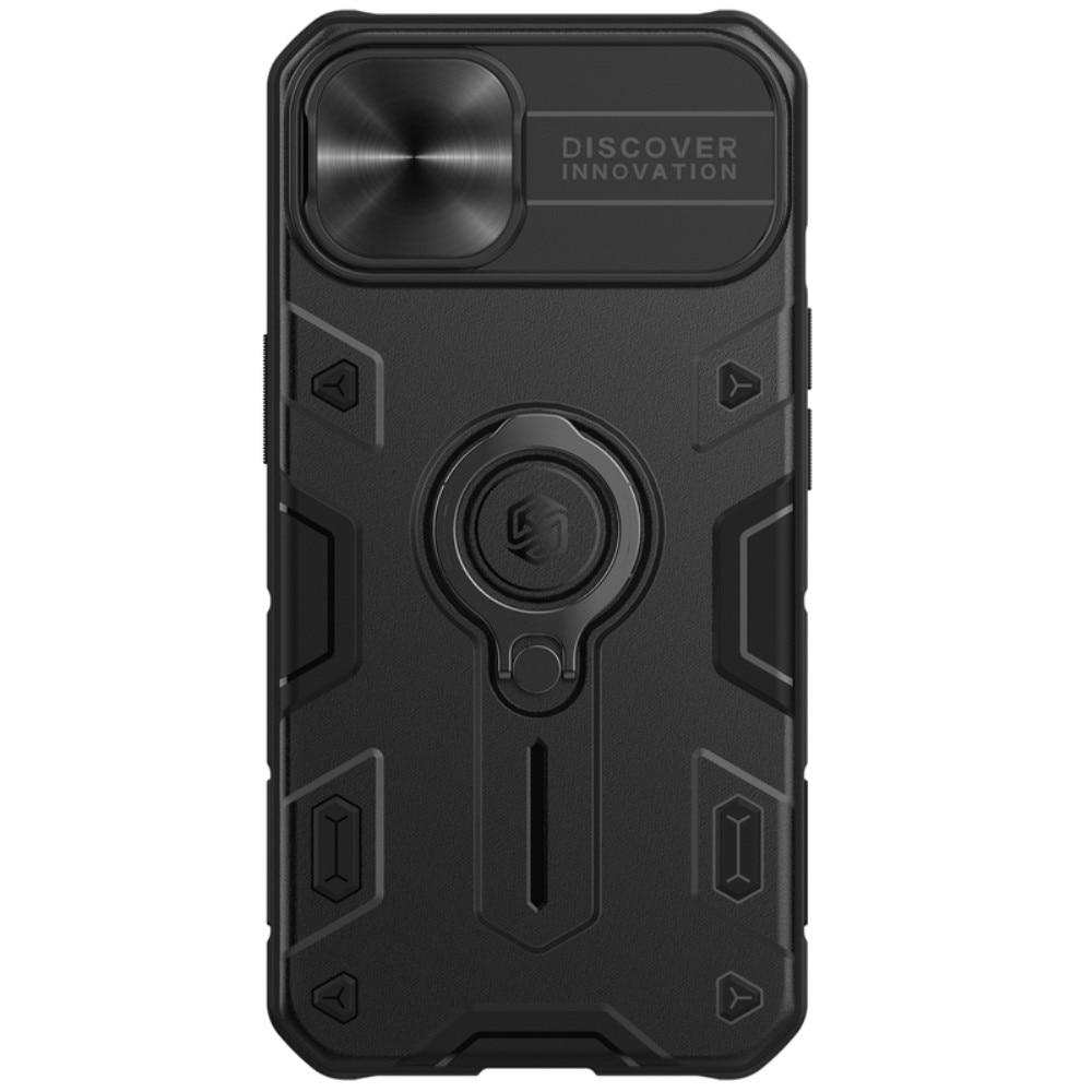 CamShield Armor Kuori iPhone 13 musta