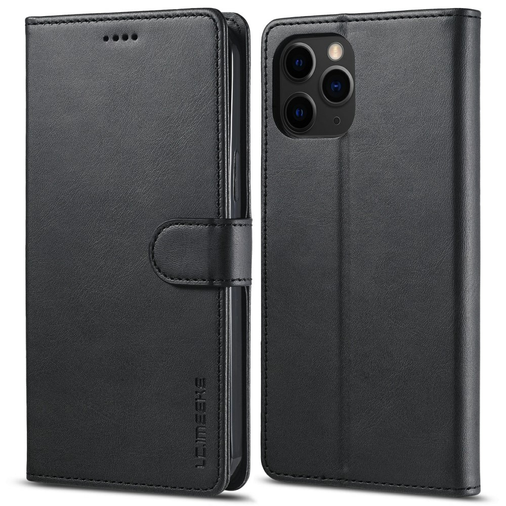 Lompakkokotelot iPhone 13 Pro Max musta