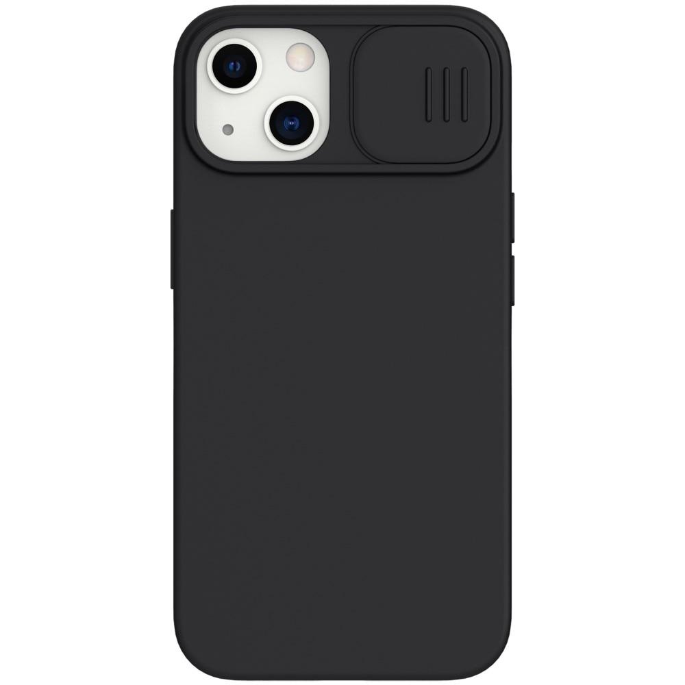 Soft CamShield Kuori iPhone 13 musta