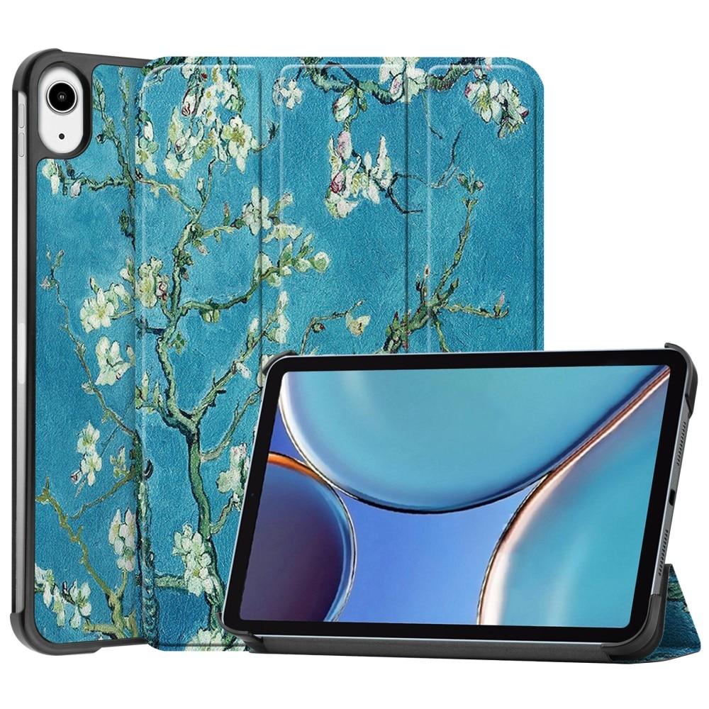 Kotelo Tri-fold iPad Mini 6 2021 - kirsikankukkia