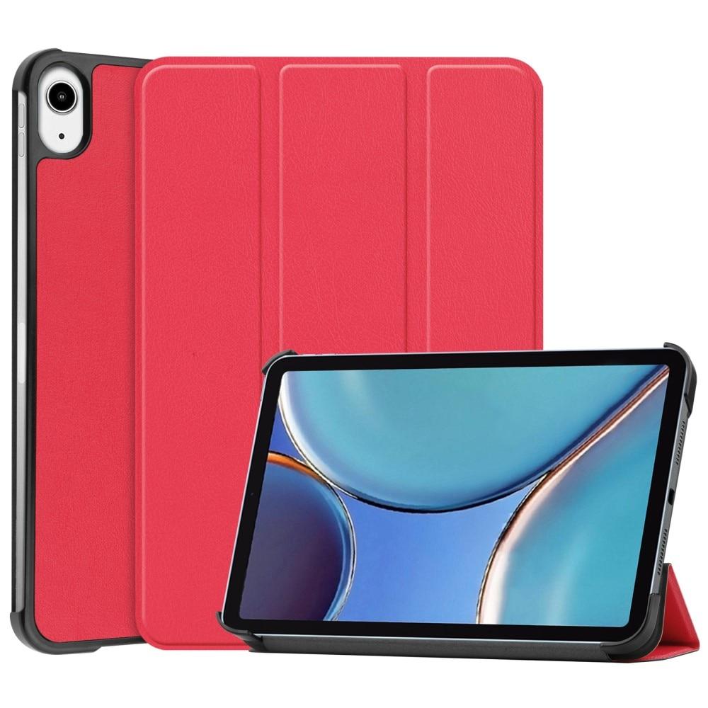 Kotelo Tri-fold iPad Mini 6 2021 punainen
