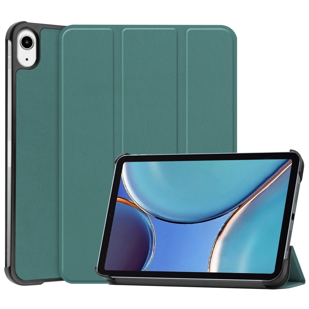 Kotelo Tri-fold iPad Mini 6 2021 vihreä