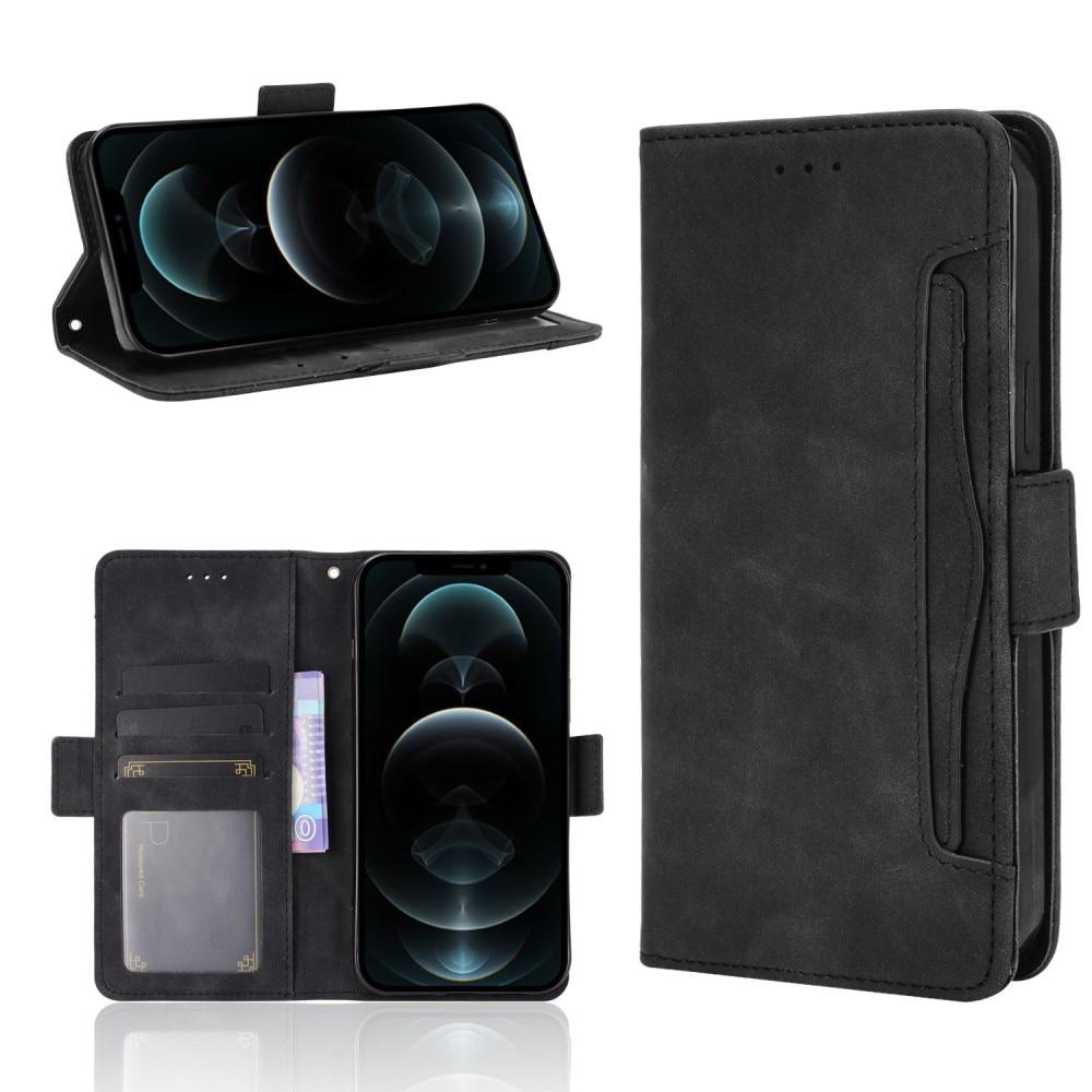 Multi Lompakkokotelo iPhone 13 Pro Max musta
