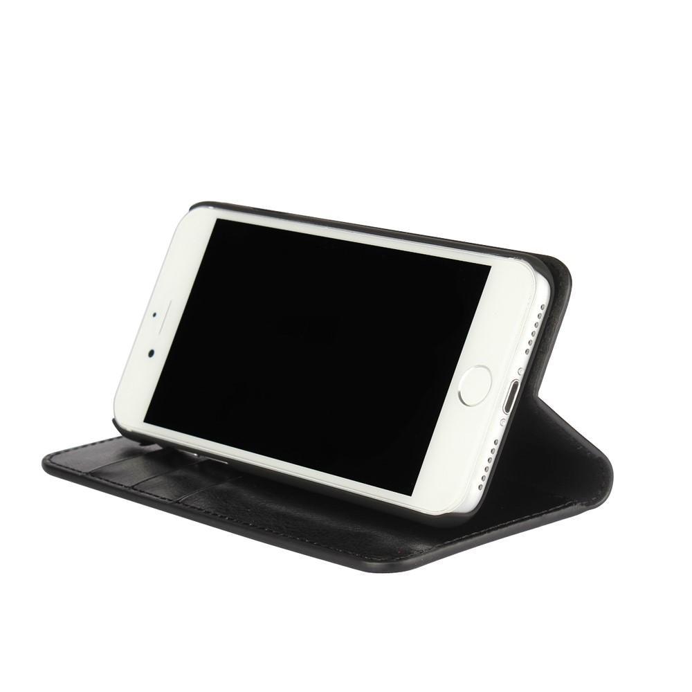 Suojakotelo Aito Nahka iPhone 7/8/SE 2020 musta