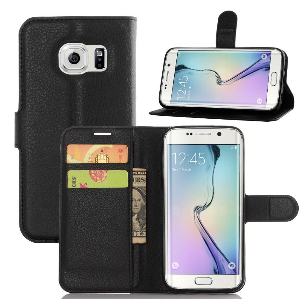 Suojakotelo Samsung Galaxy S7 Edge musta