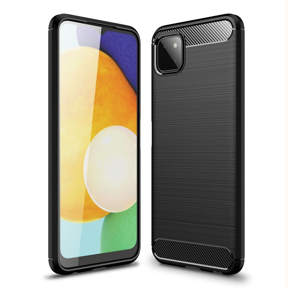 Brushed TPU Kuori Samsung Galaxy A22 5G Black