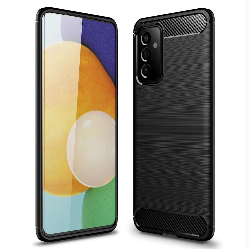 Brushed TPU Kuori Samsung Galaxy A82 5G Black