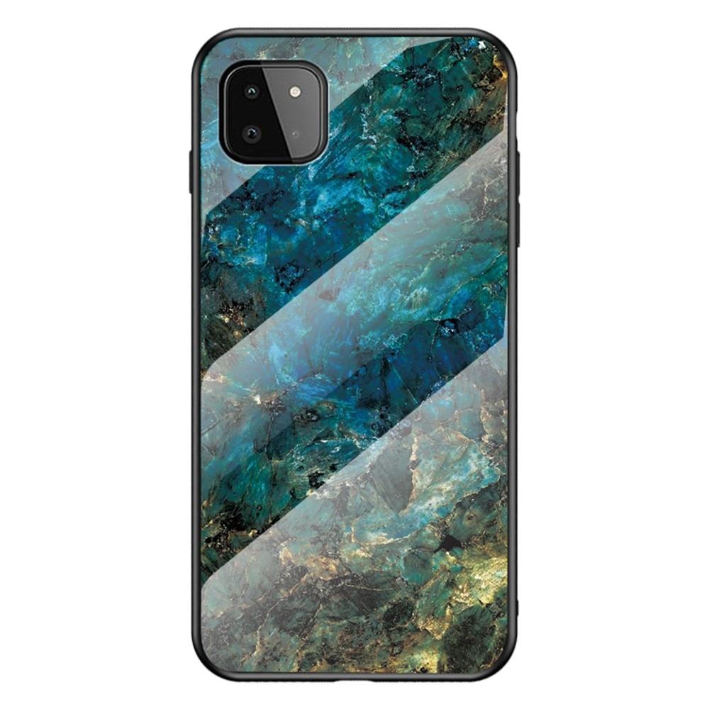Panssarilasi Kuori Samsung Galaxy A22 5G emerald