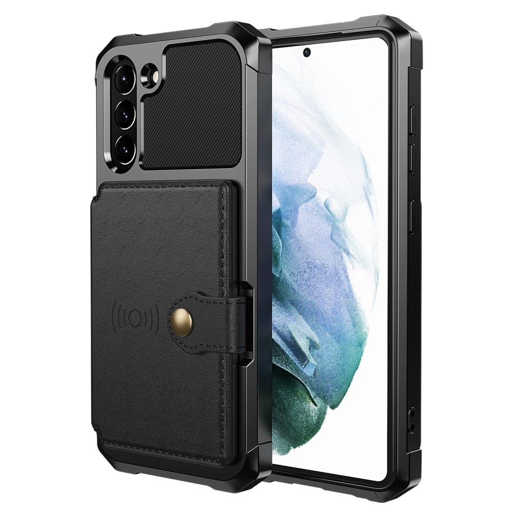 Tough Multi-slot Case Galaxy S21 FE musta