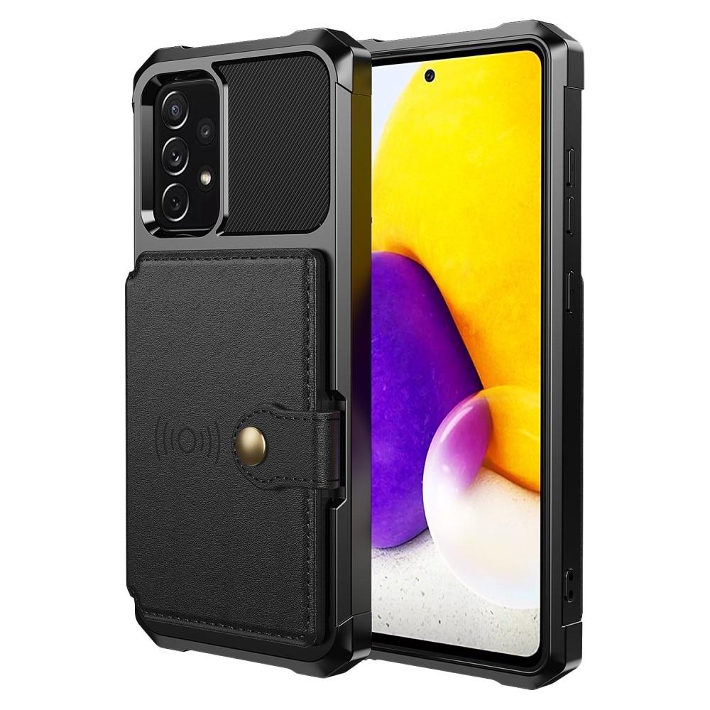 Tough Multi-slot Case Samsung Galaxy A52/A52s musta