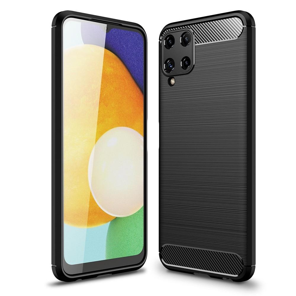Brushed TPU Kuori Samsung Galaxy A22 4G Black