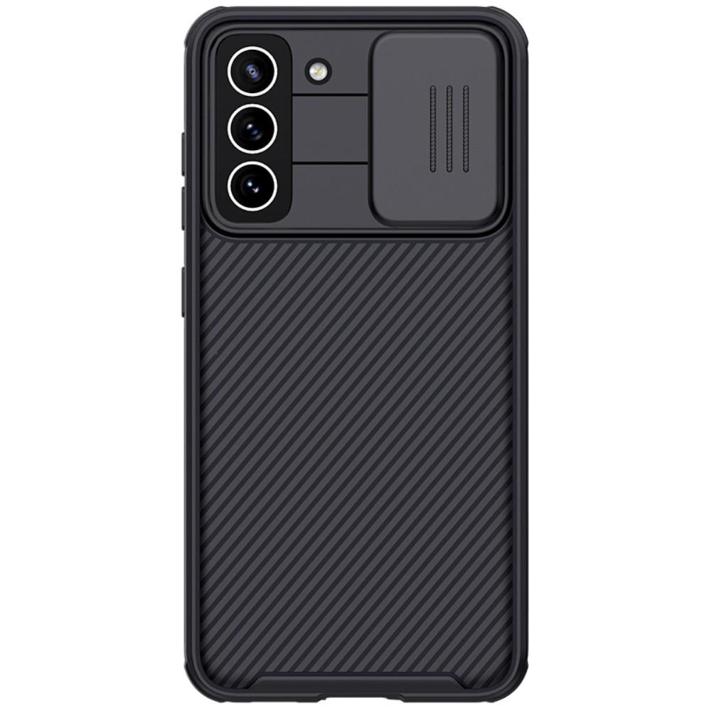 CamShield Kuori Samsung Galaxy S21 FE musta