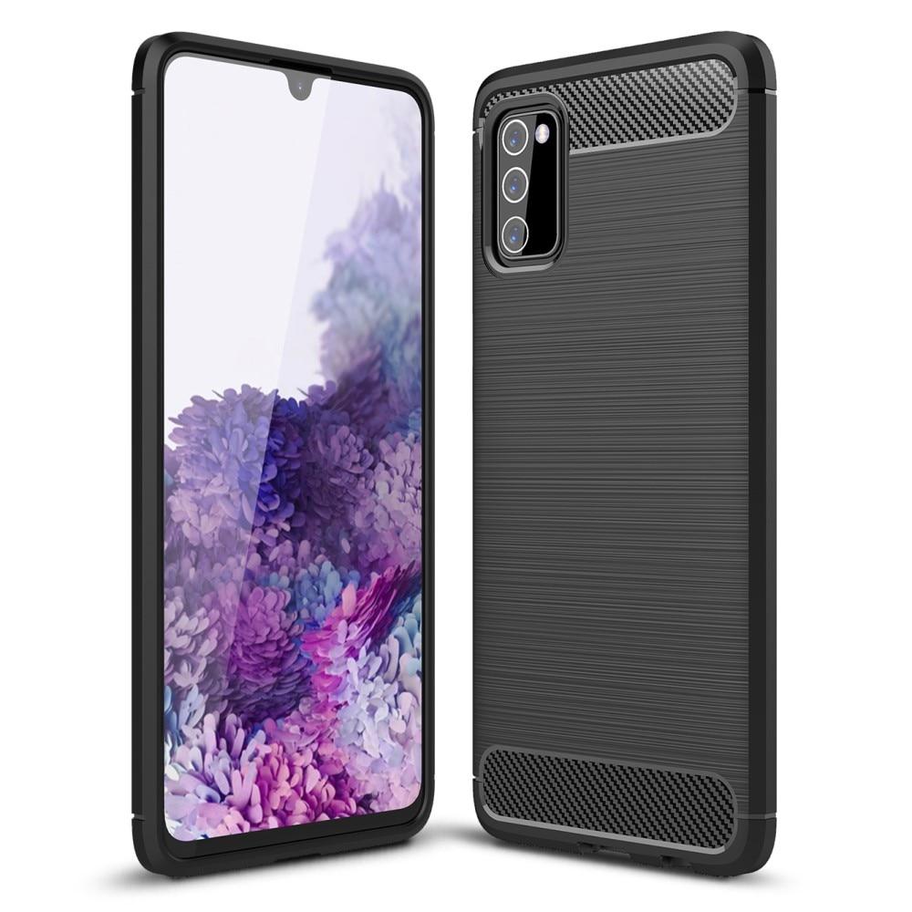 Brushed TPU Kuori Samsung Galaxy A03s Black