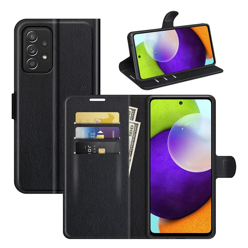 Suojakotelo Samsung Galaxy A52/A52s musta