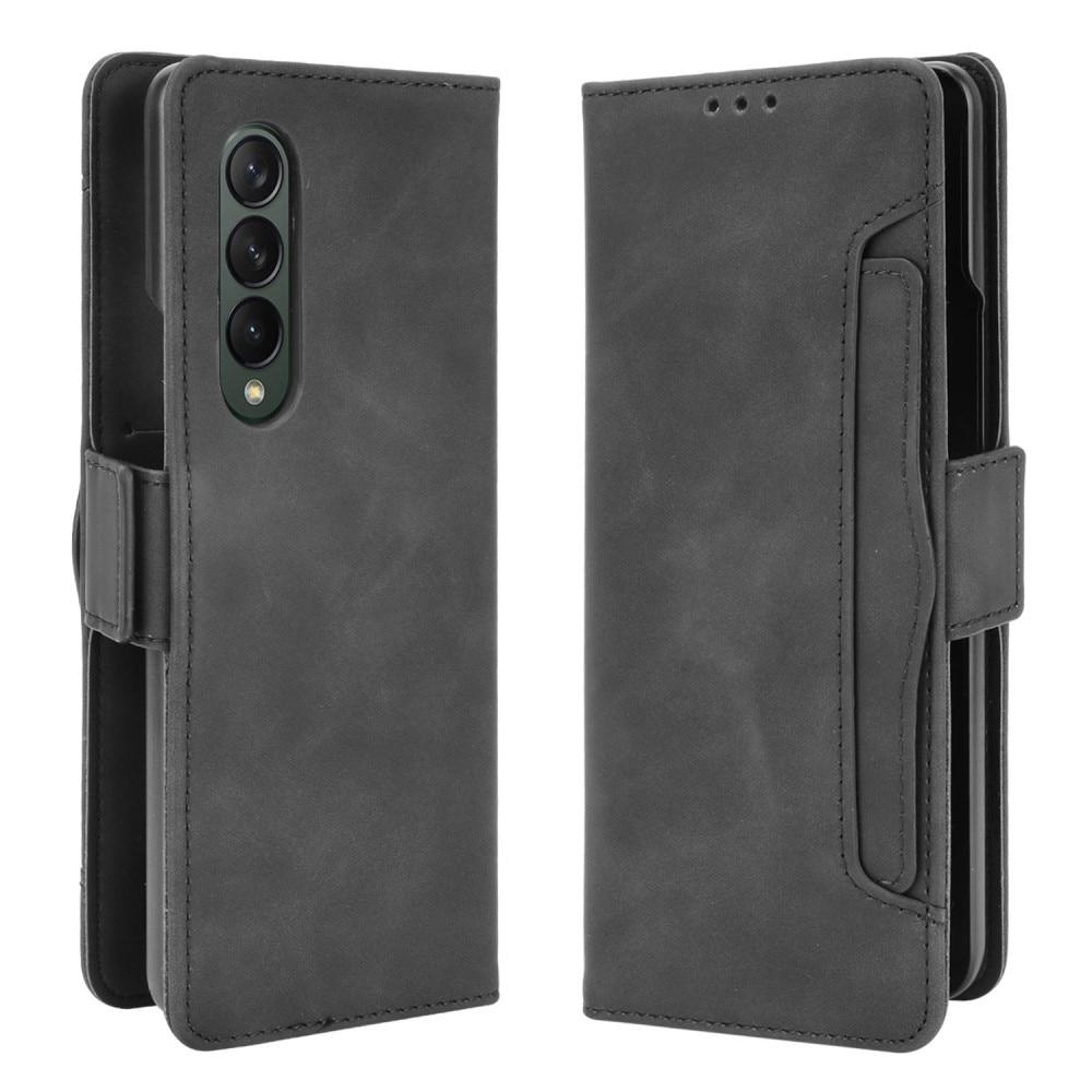 Multi Lompakkokotelo Samsung Galaxy Z Fold 3 5G musta