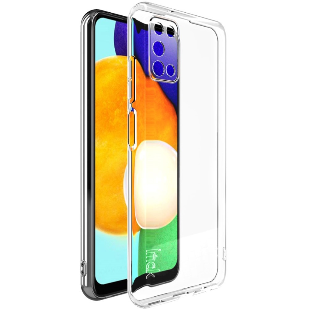 TPU Case Samsung Galaxy A03s Crystal Clear