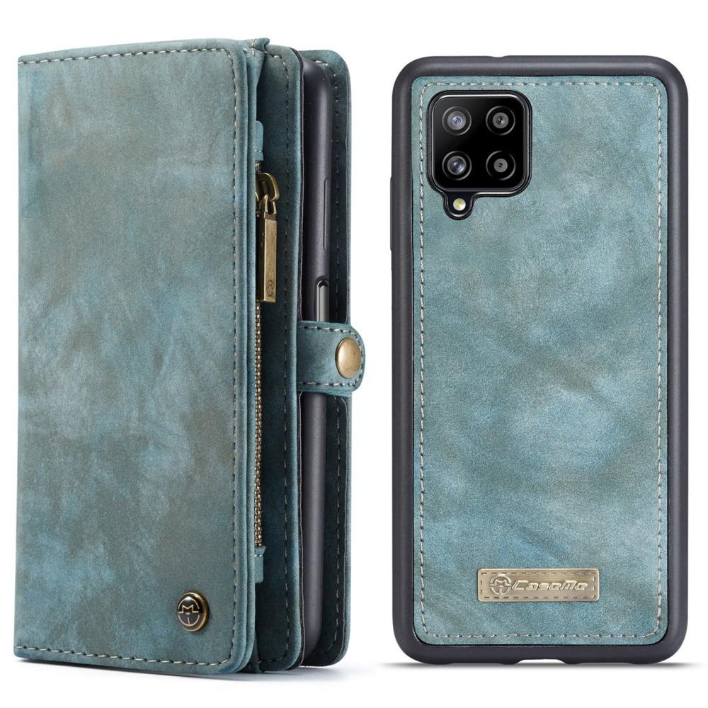 Multi-slot Suojakotelo Samsung Galaxy A12 sininen