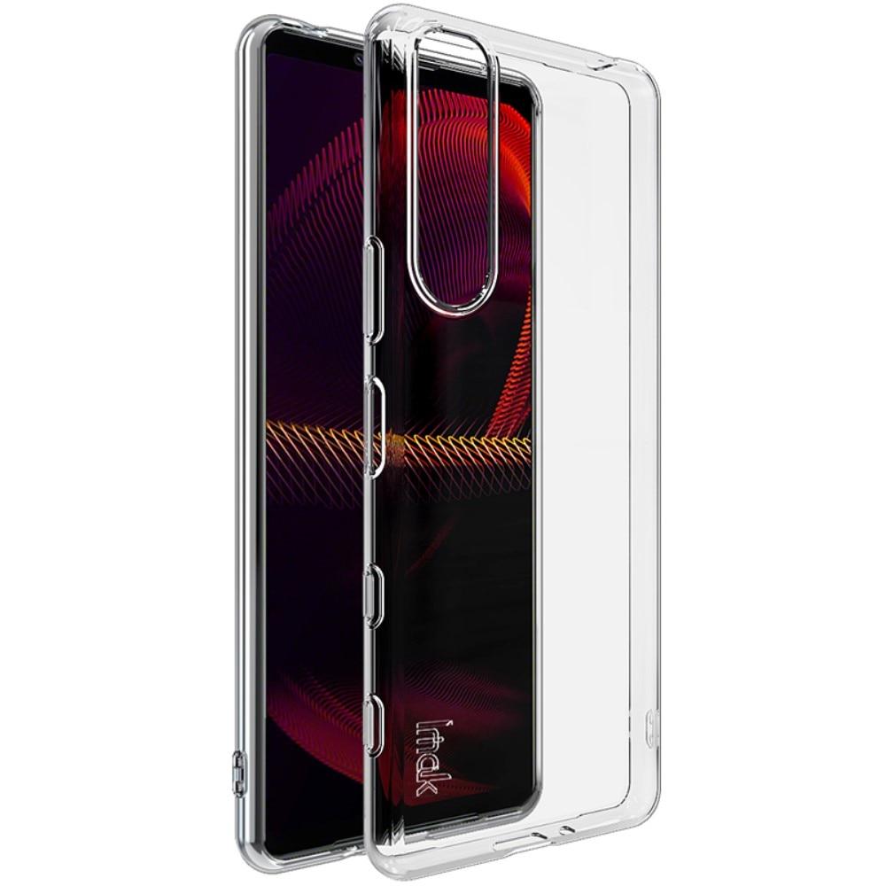 TPU Case Sony Xperia 5 III Crystal Clear