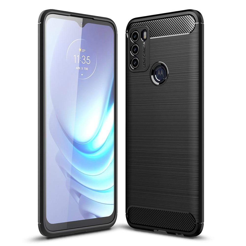 Brushed TPU Kuori Motorola Moto G50 Black
