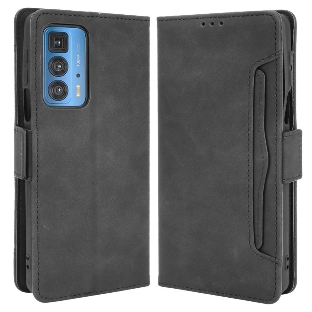 Multi Lompakkokotelo Motorola Edge 20 Pro musta