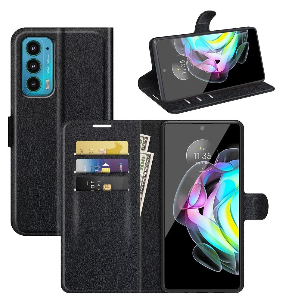 Suojakotelo Motorola Edge 20 musta