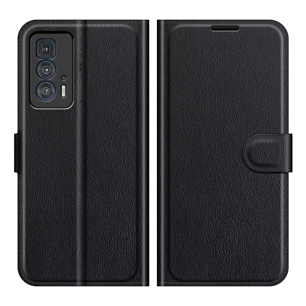 Suojakotelo Motorola Edge 20 Pro musta