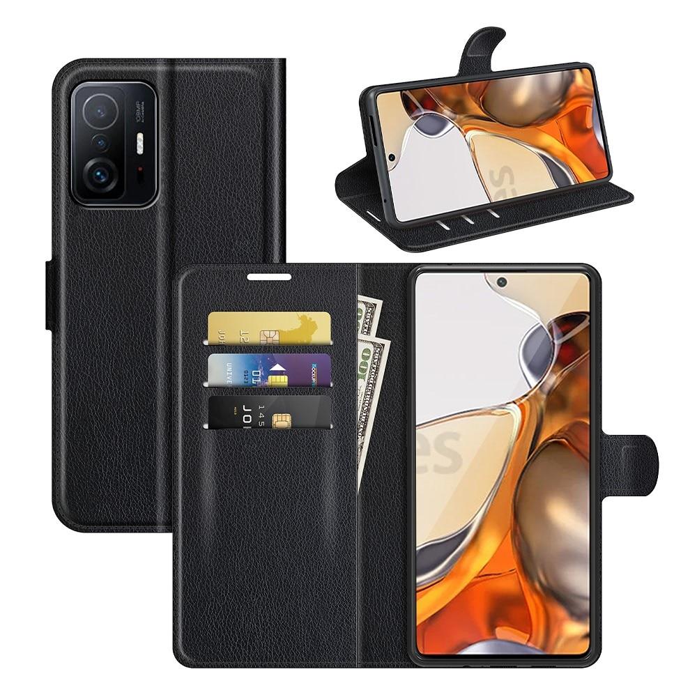 Suojakotelo Xiaomi 11T/11T Pro musta