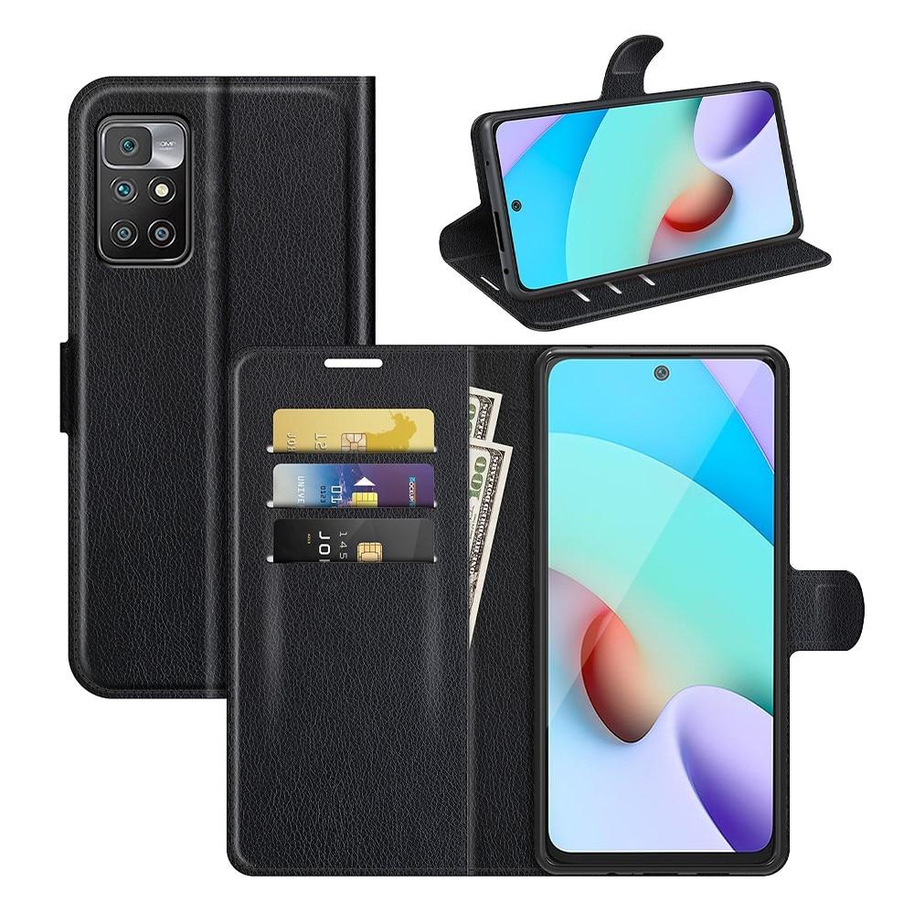 Suojakotelo Xiaomi Redmi 10 musta