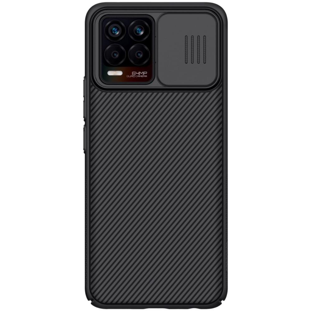 CamShield Kuori Realme 8/8 Pro musta