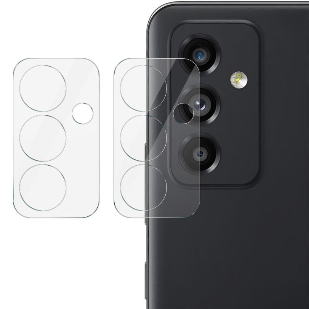 2-pack Panssarilasi Kameran Linssinsuoja Samsung Galaxy A82 5G