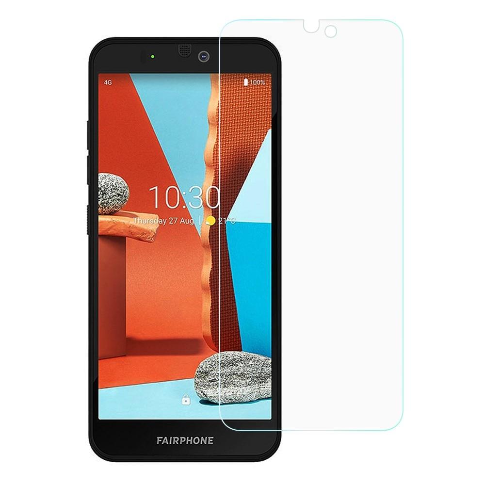 Näytön Panssarilasi 0.3mm Fairphone 3 Plus