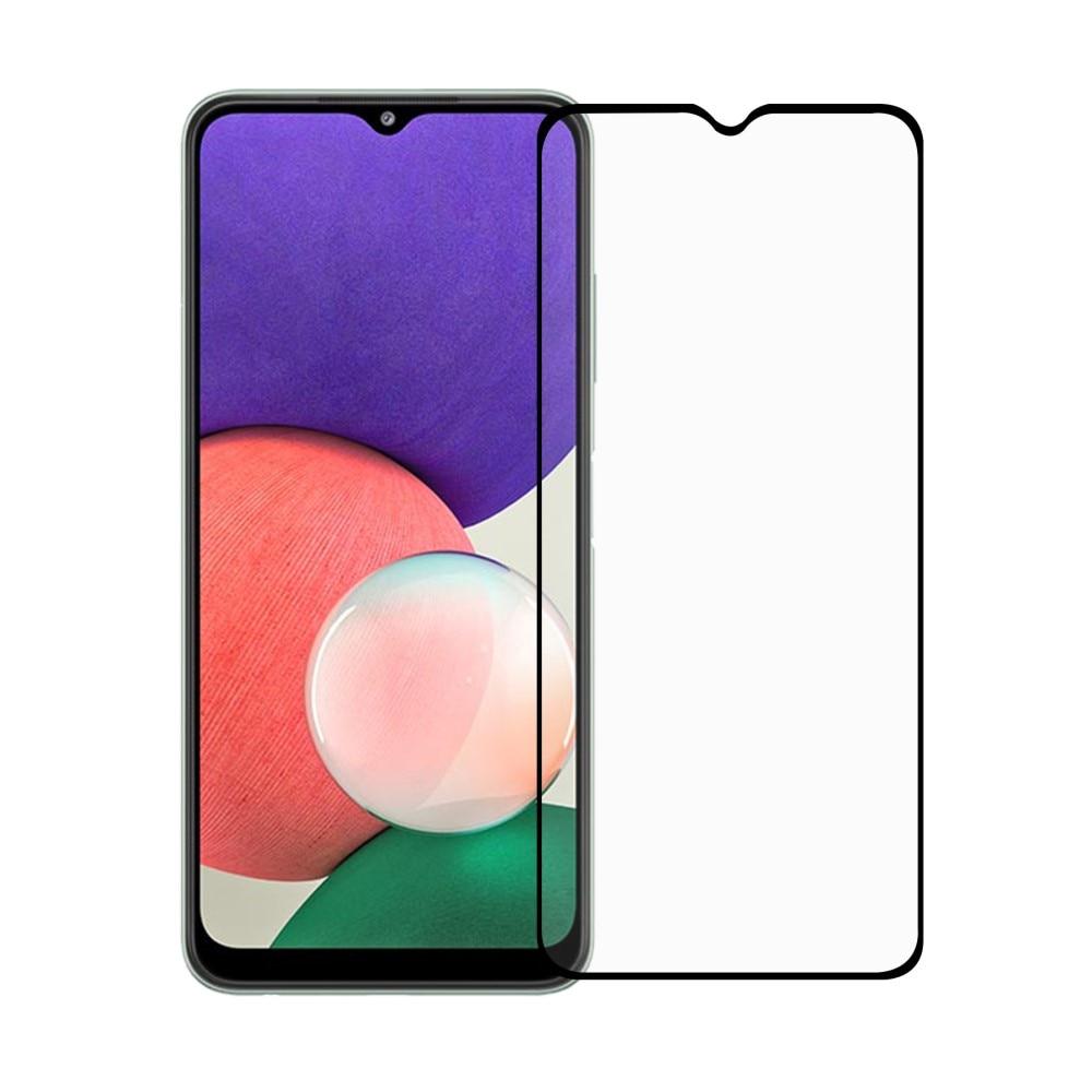 Koko Näytön Panssarilasi Samsung Galaxy A22 5G