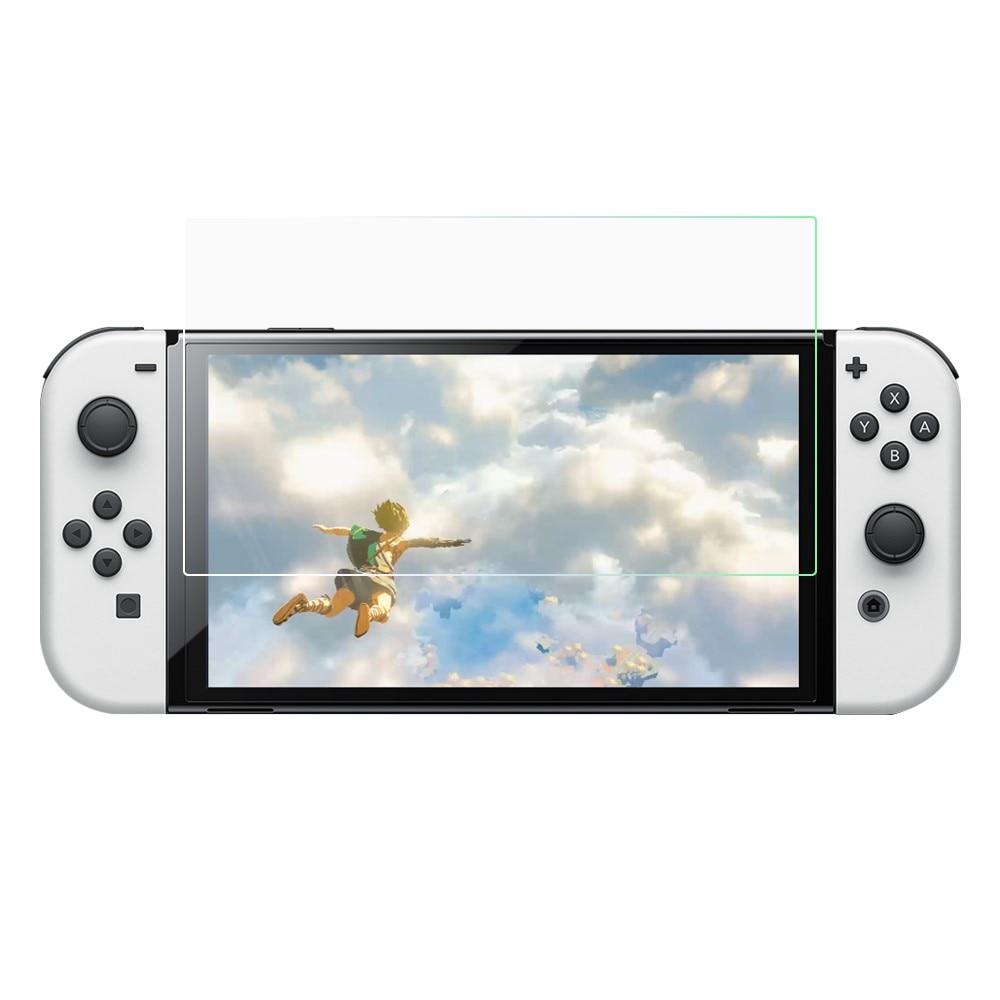 Näytön Panssarilasi 0.3mm Nintendo Switch OLED