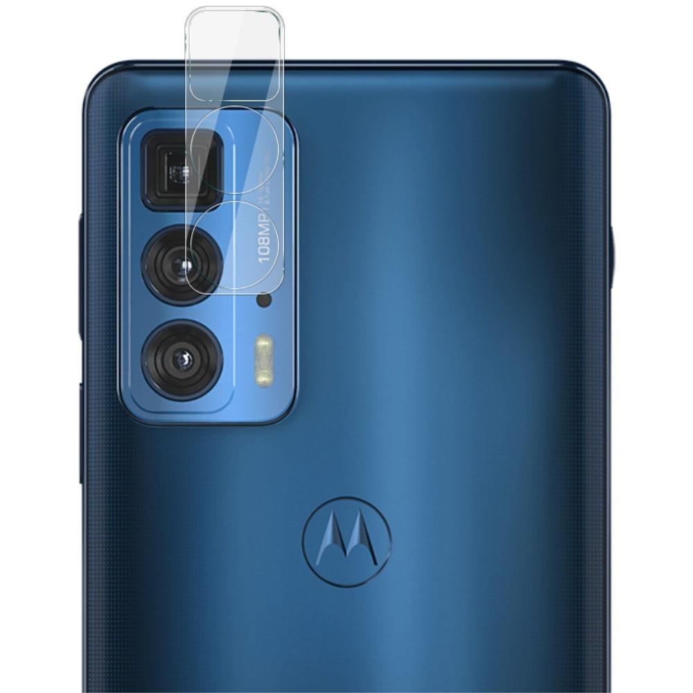 Panssarilasi Kameran Linssinsuoja Motorola Edge 20 Pro
