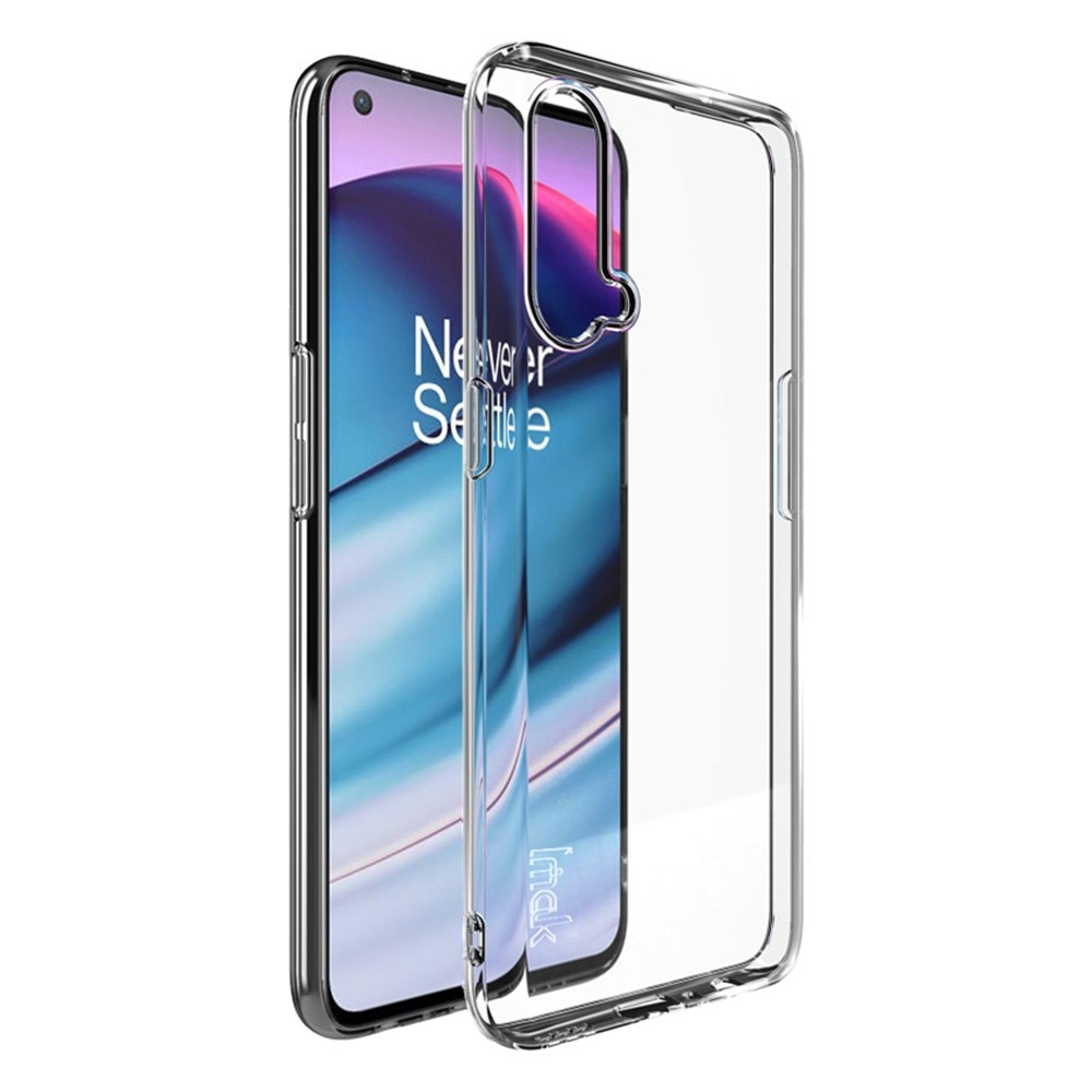 TPU Case OnePlus Nord CE 5G Crystal Clear