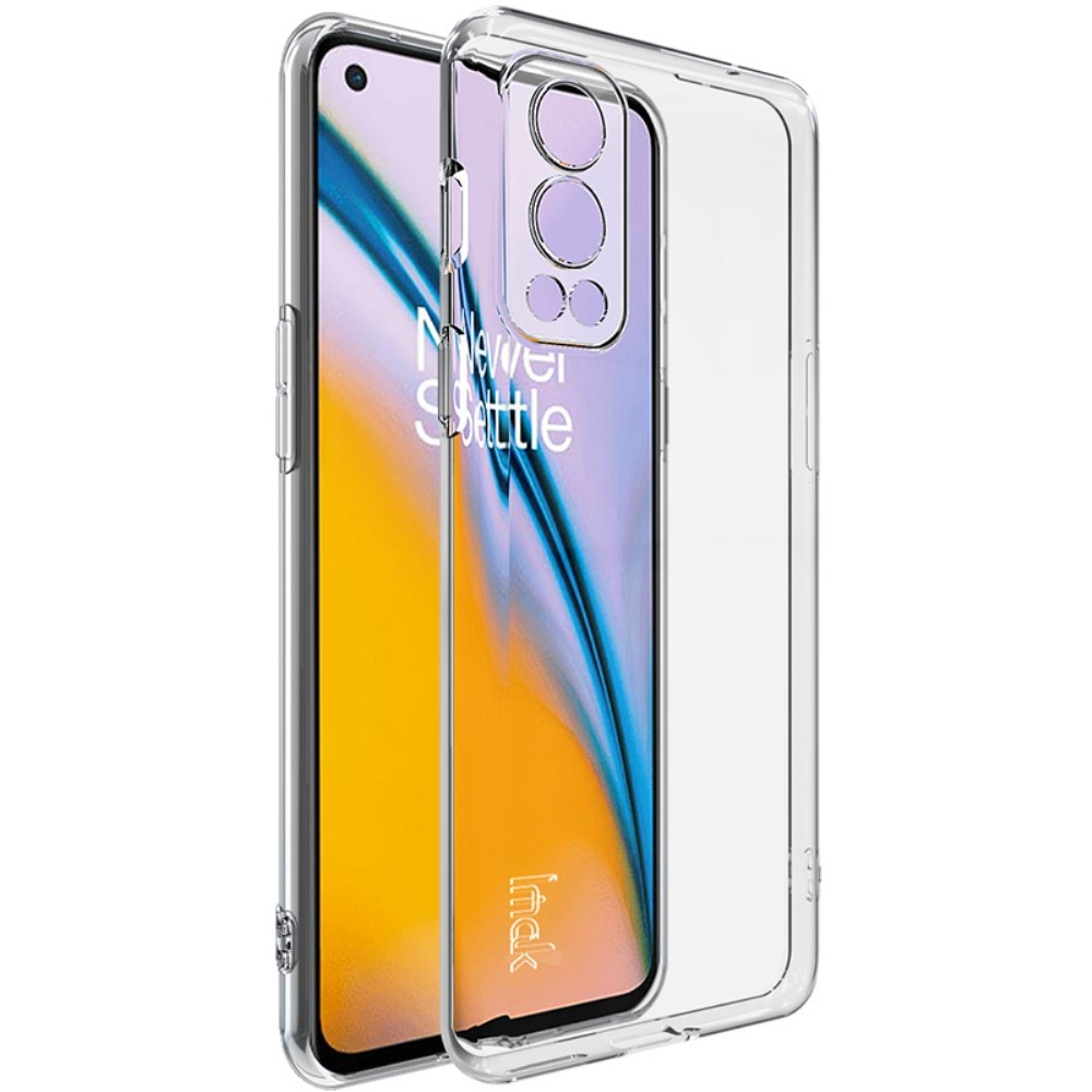 TPU Case OnePlus Nord 2 5G Crystal Clear