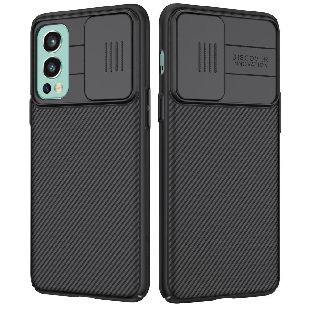 CamShield Kuori OnePlus Nord 2 5G musta