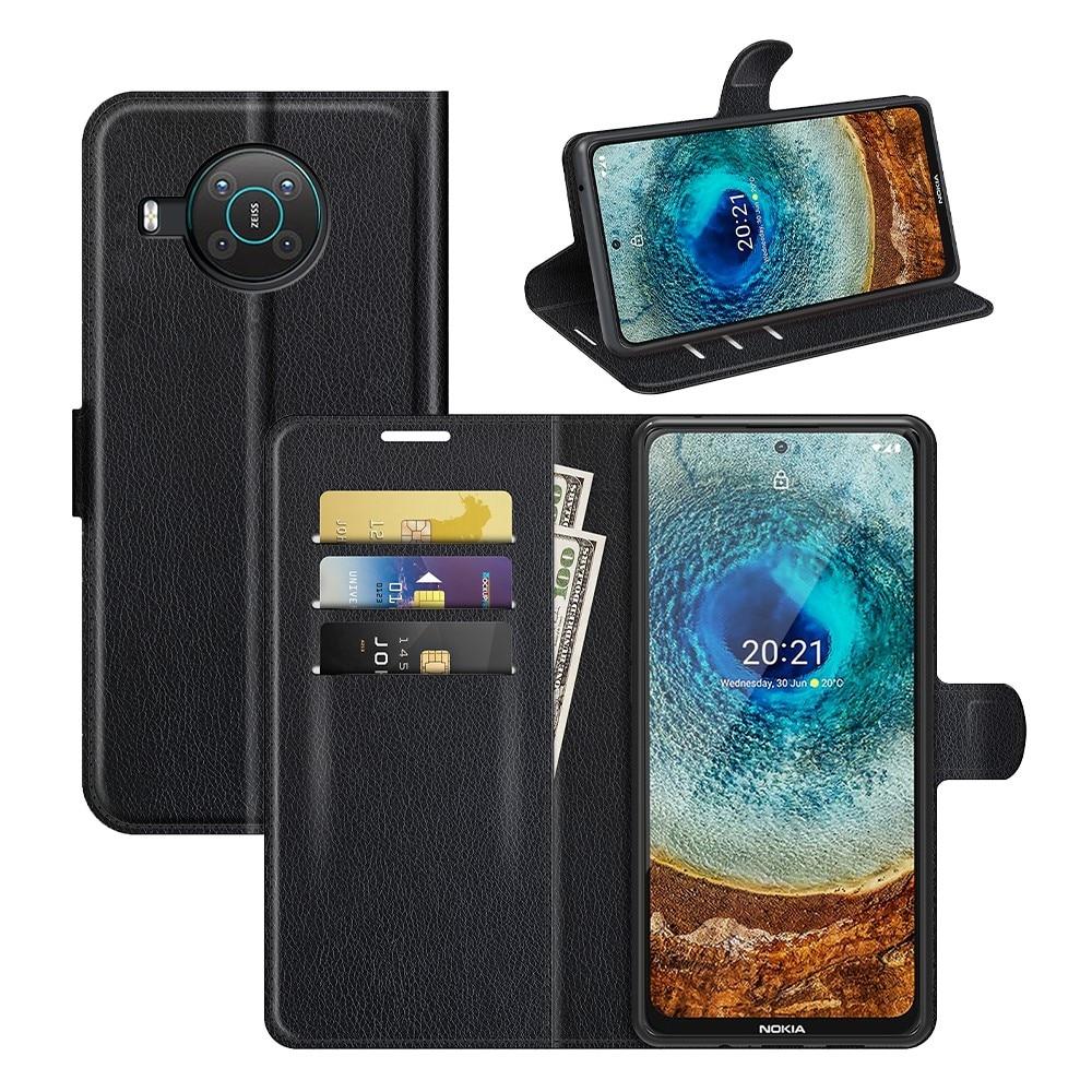 Suojakotelo Nokia X10/X20 musta