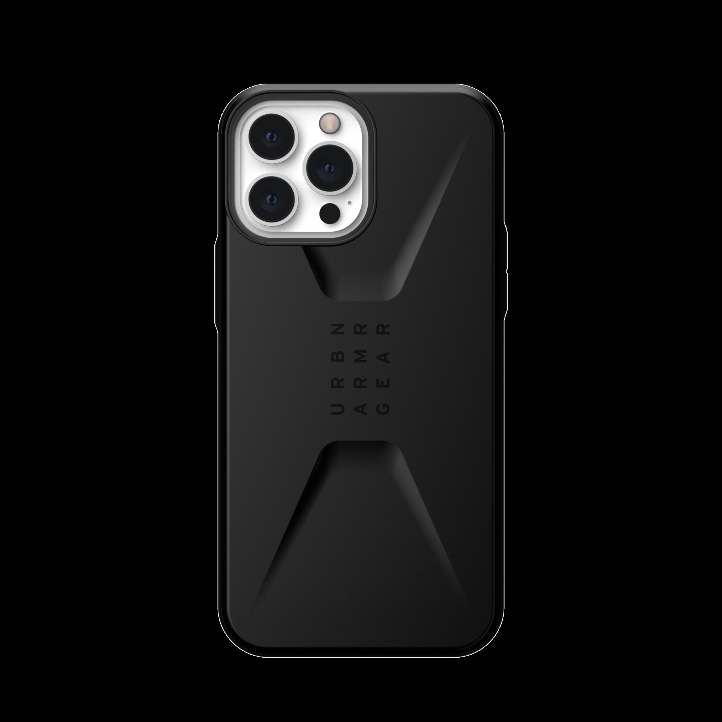 Civilian Series Case iPhone 13 Pro Max Black