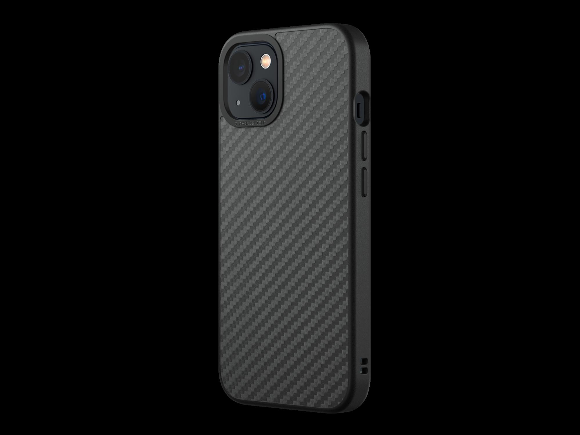 SolidSuit Kuori iPhone 13 Carbon Black