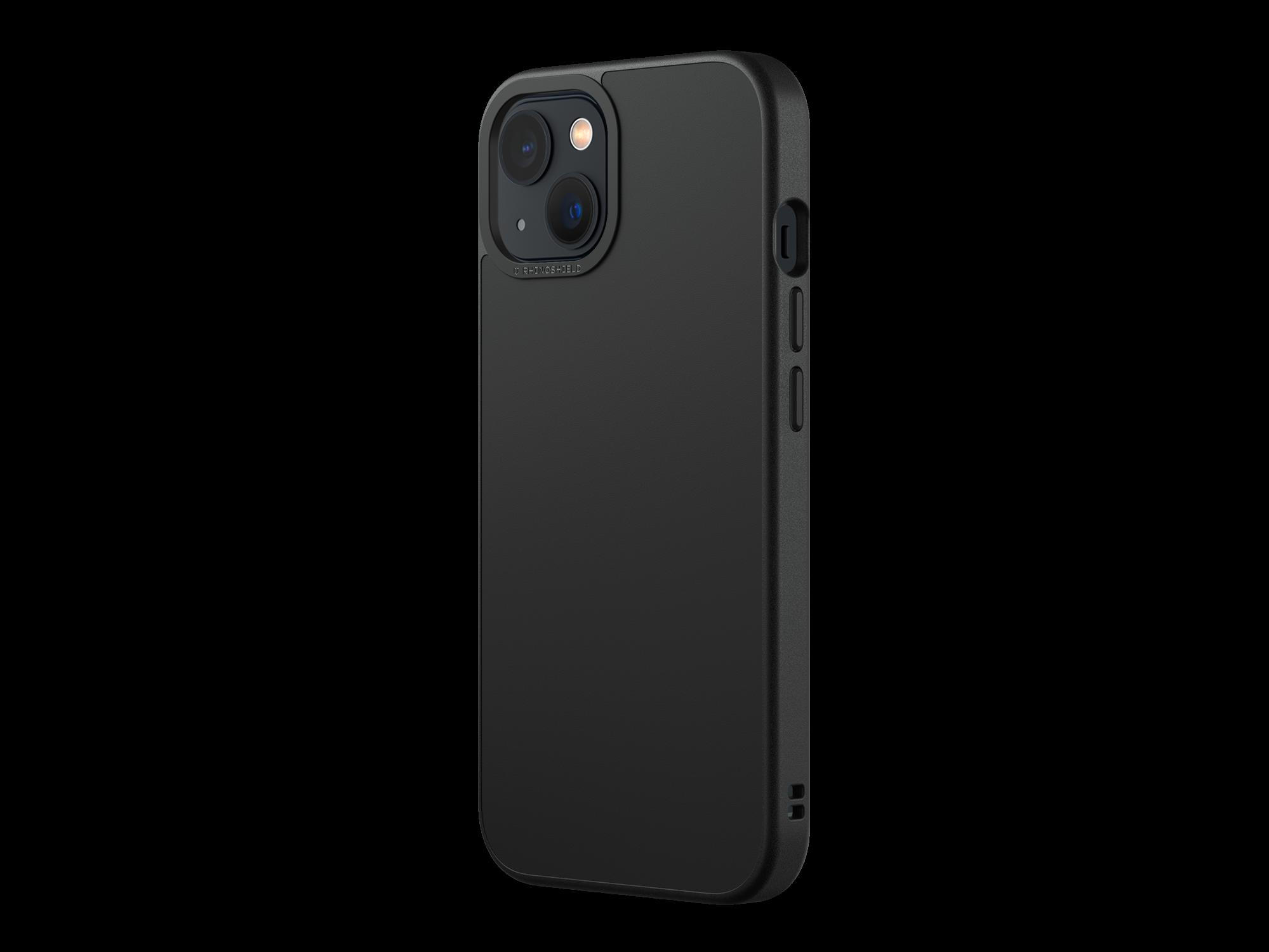 SolidSuit Kuori iPhone 13 Black