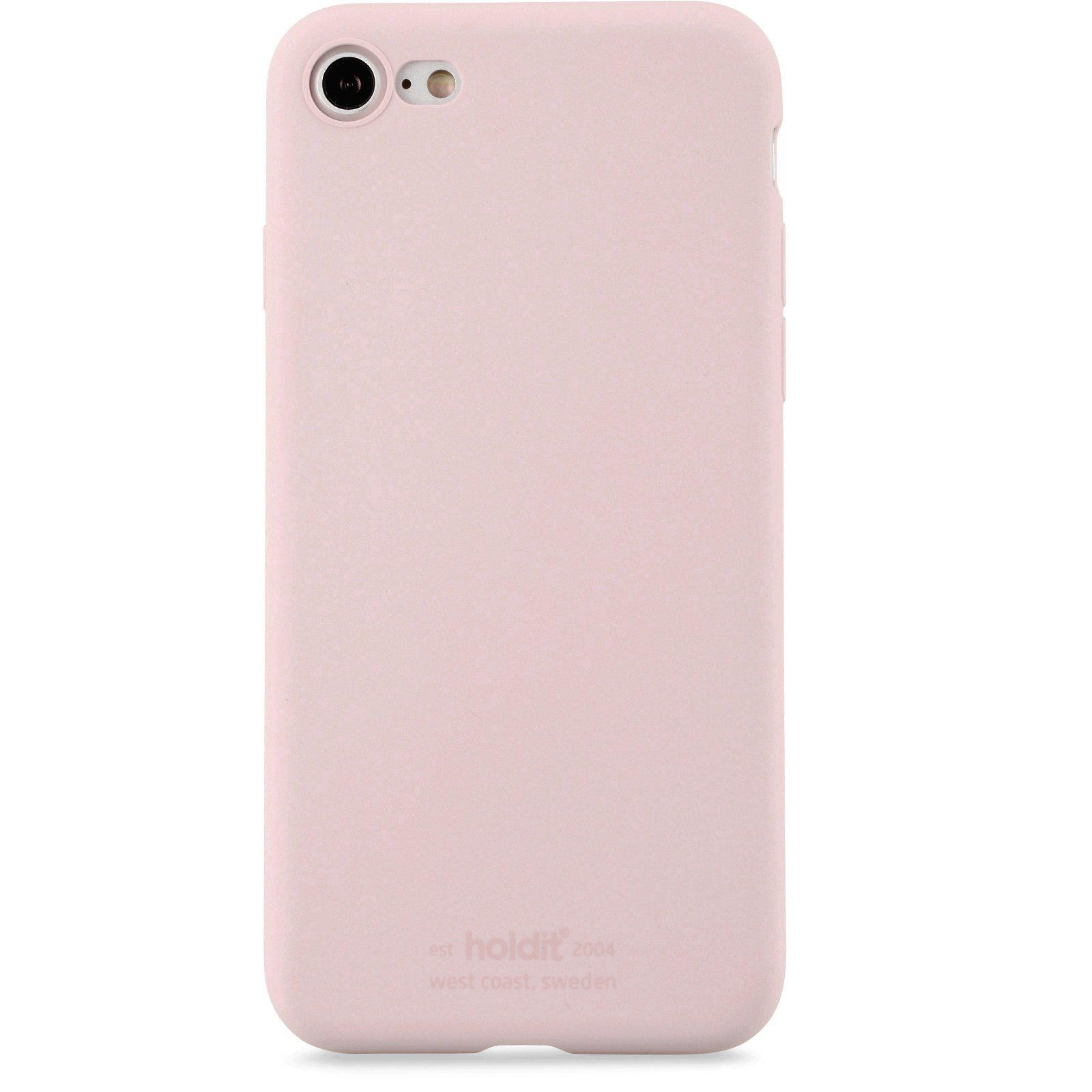 Silikonikuori iPhone 7/8/SE 2020 Blush Pink
