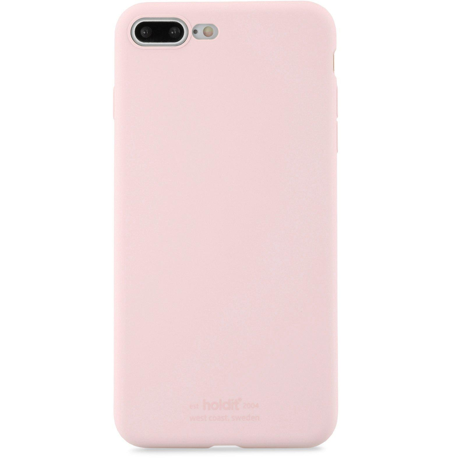 Silikonikuori iPhone 7 Plus/8 Plus Blush Pink